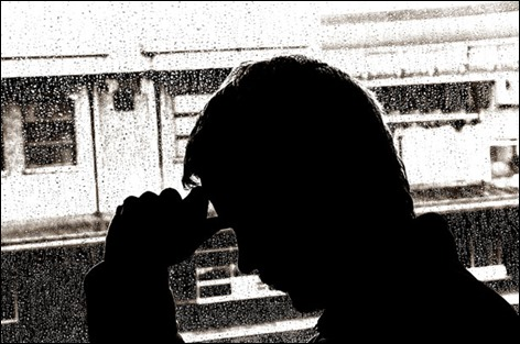 うつ病イメージ画像
